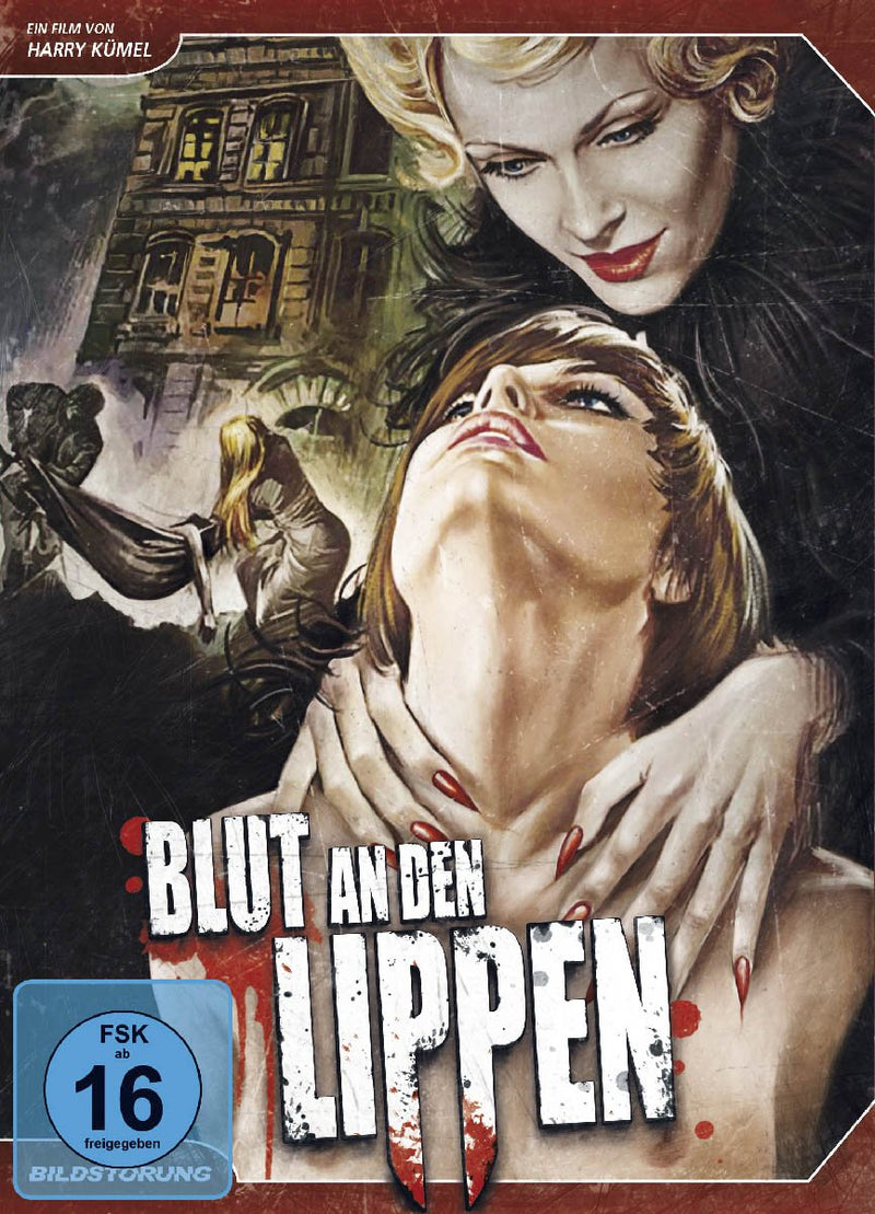 BLUT AN DEN LIPPEN [DVD] – 020 - Bundle