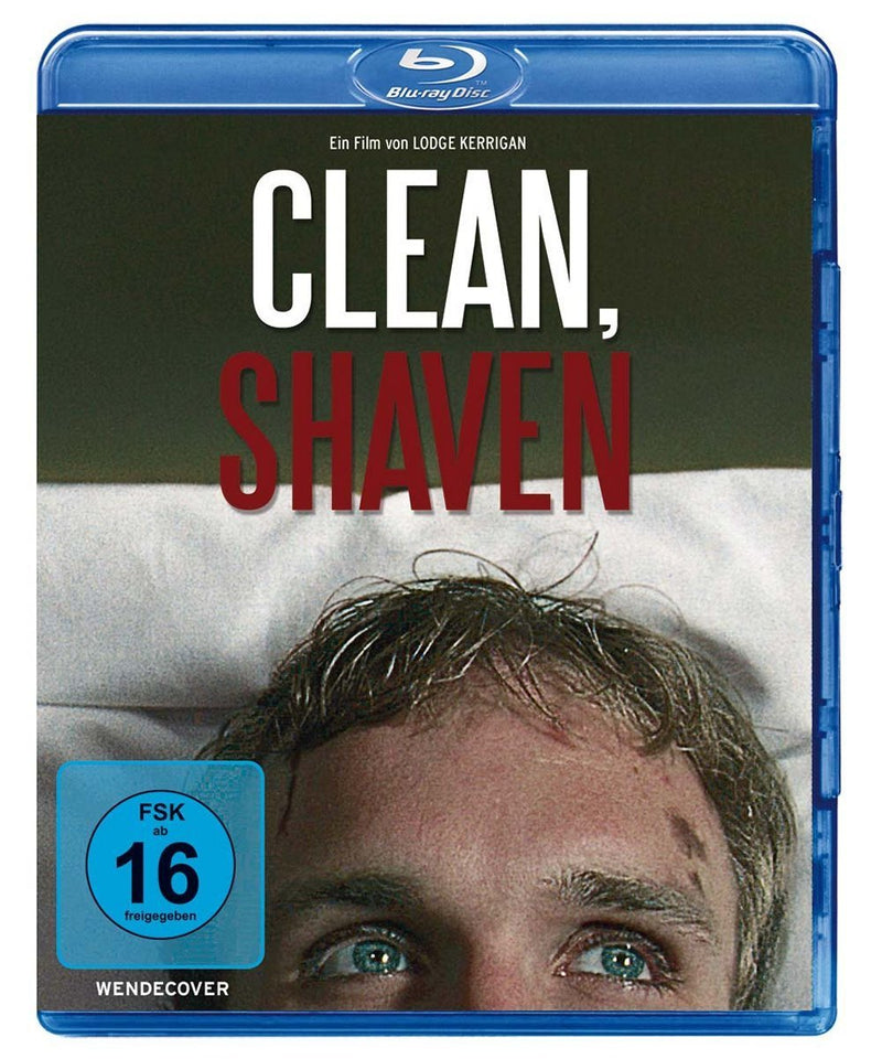 Clean, Shaven - Budget Blu-ray Cover