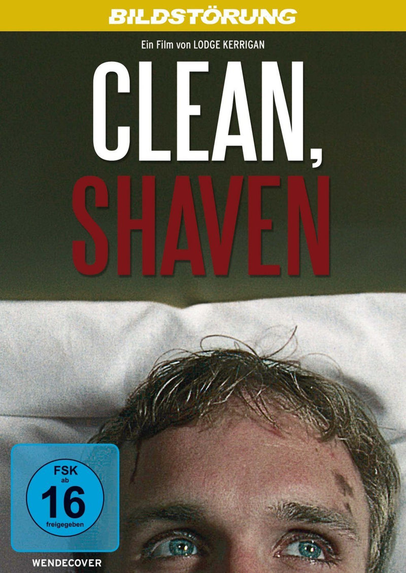 Clean, Shaven - Budget DVD Cover