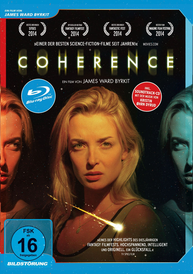 Coherence - Blu-ray Cover