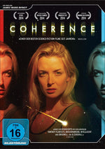 Coherence - DVD Cover mit FSK
