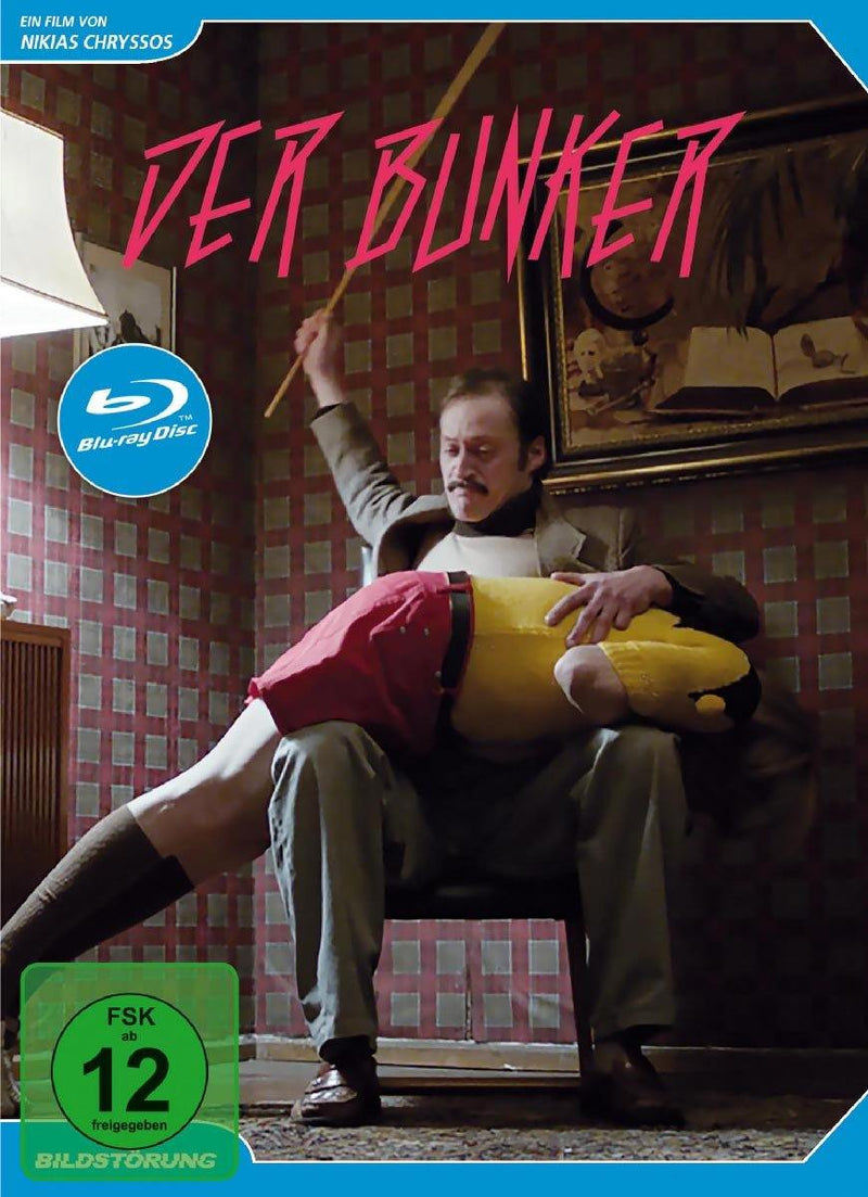 Der Bunker - Blu-ray Cover