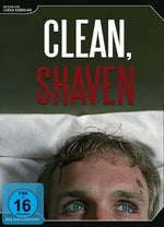 Clean, Shaven - DVD Cover mit FSK