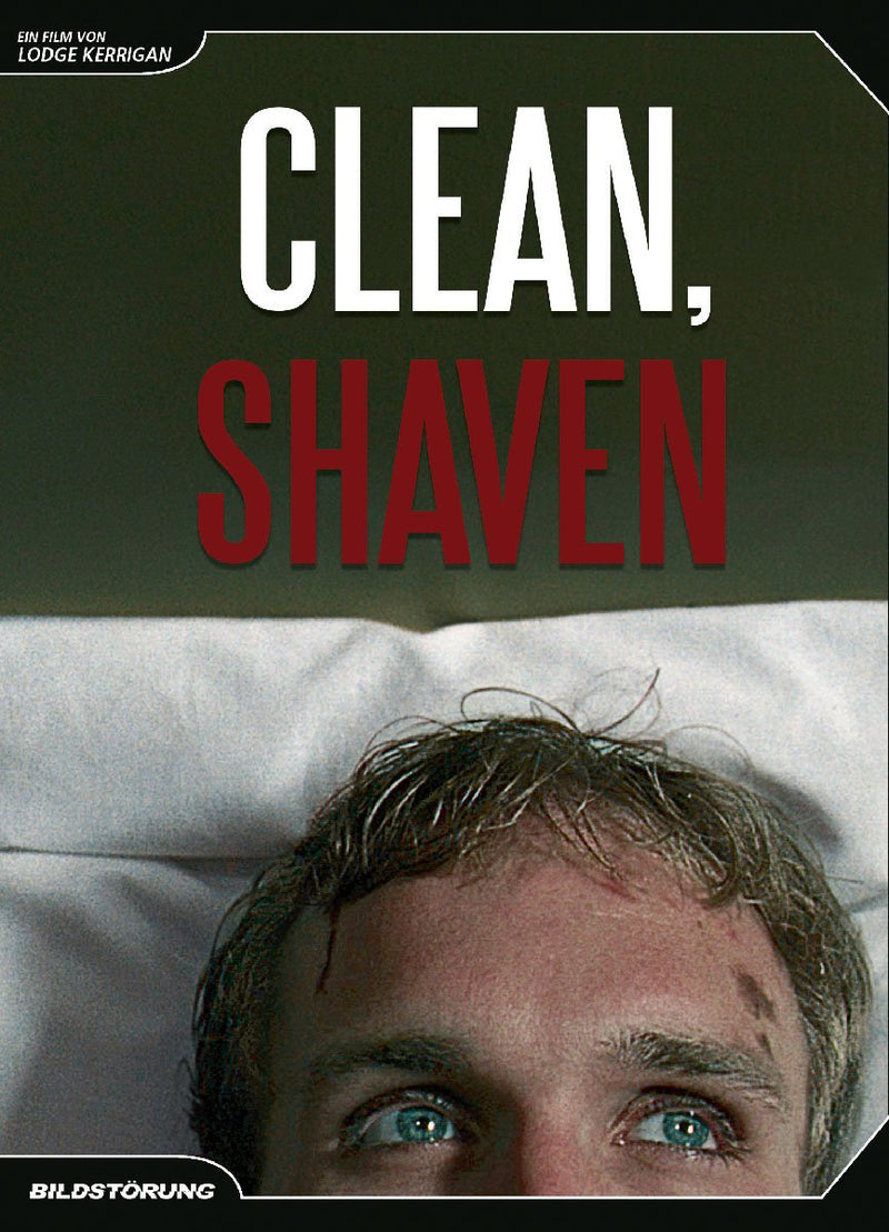 Clean, Shaven - DVD Cover