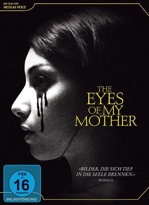 The Eyes of my Mother - DVD Cover mit FSK