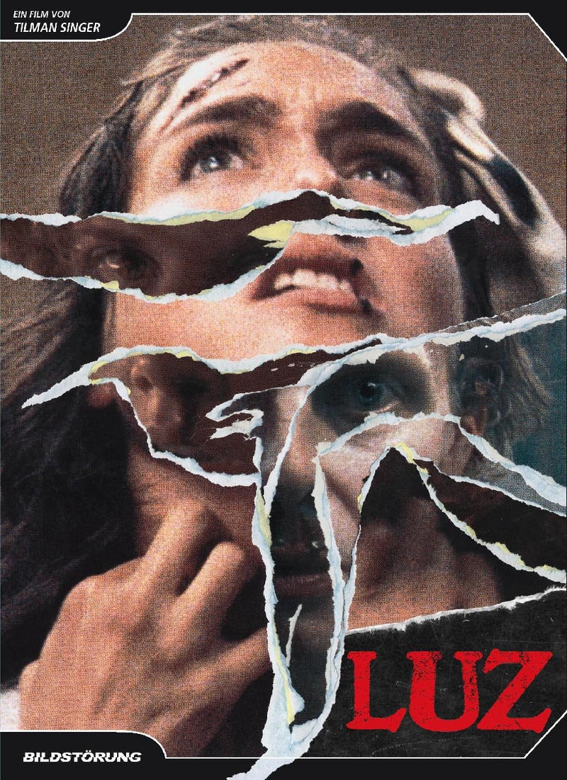 Luz - DVD Cover