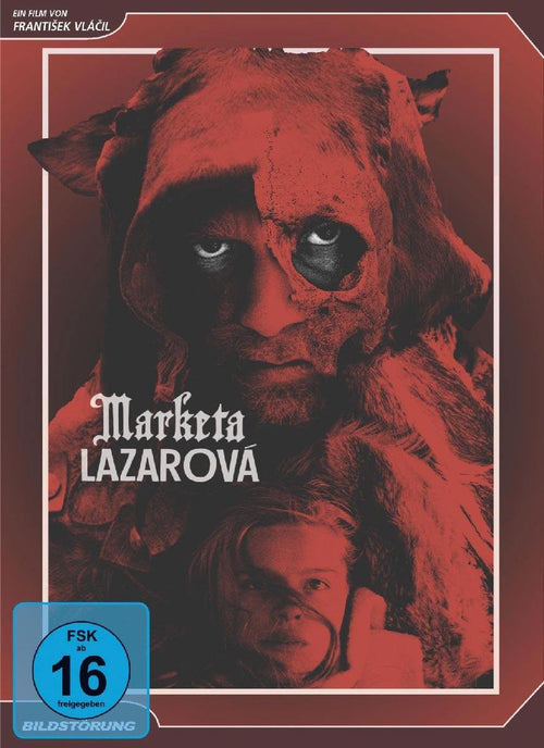 Marketa Lazarová - DVD Cover