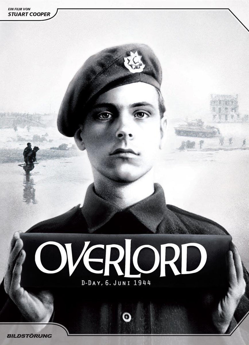 Overlord - DVD Cover