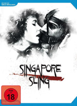 Singapore Sling - Blu-ray Cover