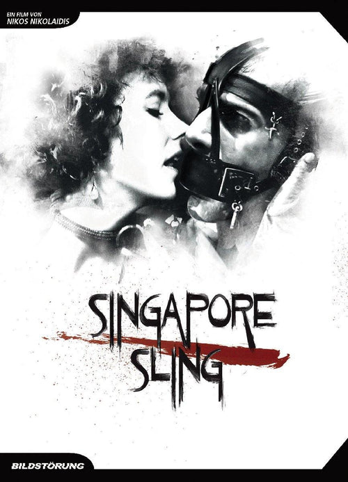 Singapore Sling - DVD Cover