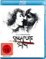 Singapore Sling - Budget Blu-ray Cover