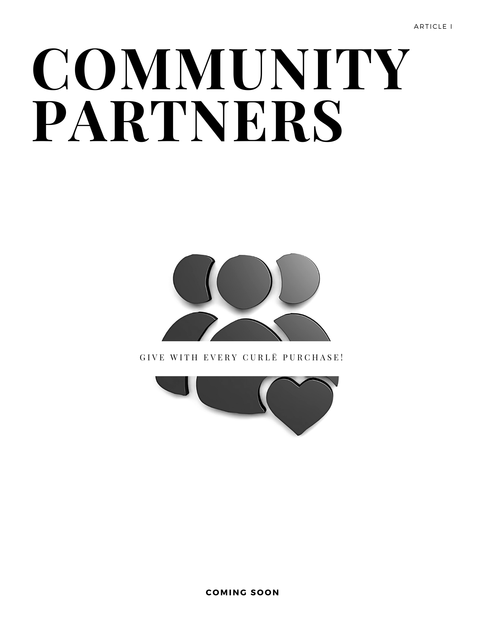 Get to Know Our Community Partners