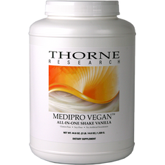 Thorne Medipro Vegan All in One Protein