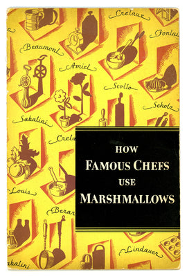 How Famous Chefs Use Marshmallows