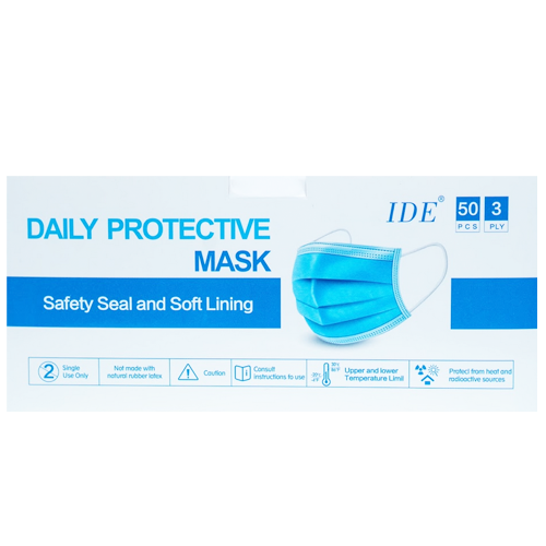 Non Medical Disposable Face Masks