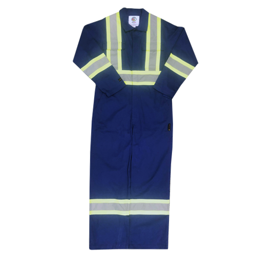 Fire Resistant Cotton Coverall