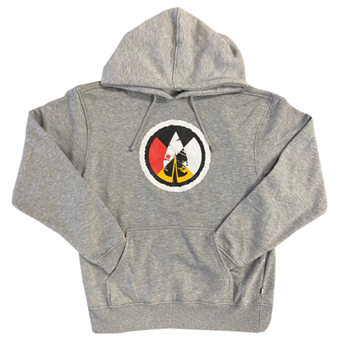 Grey Hoodie (IN STORE ONLY)