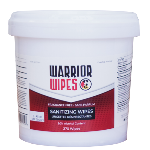 Sanitizing Wipes (270)