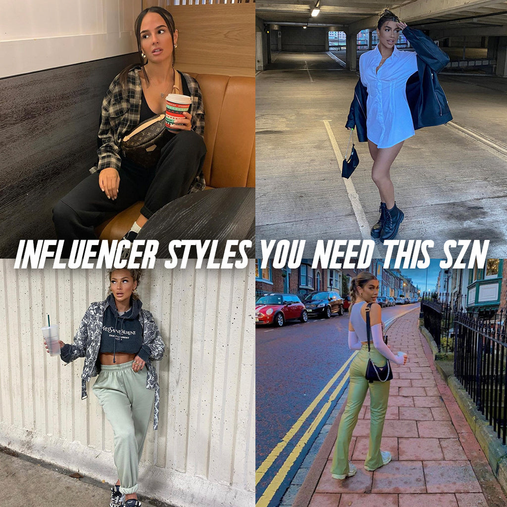4 Influencer Styles You NEED To See This Season