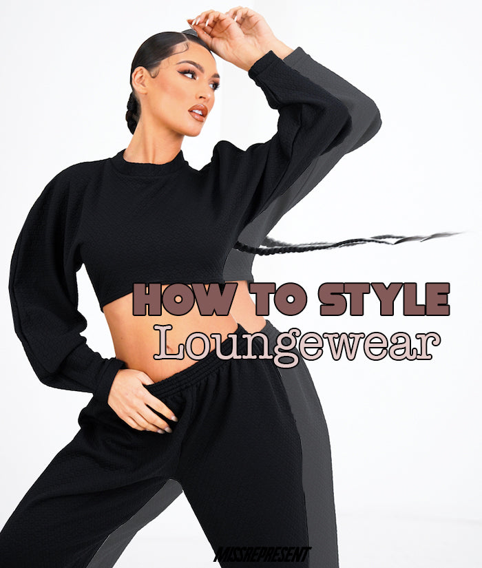How To Style Your Fave Loungewear Pieces This Season