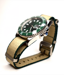 Commander - Submariner Homage Watch