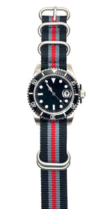 Sapphire - Submariner Homage Watch