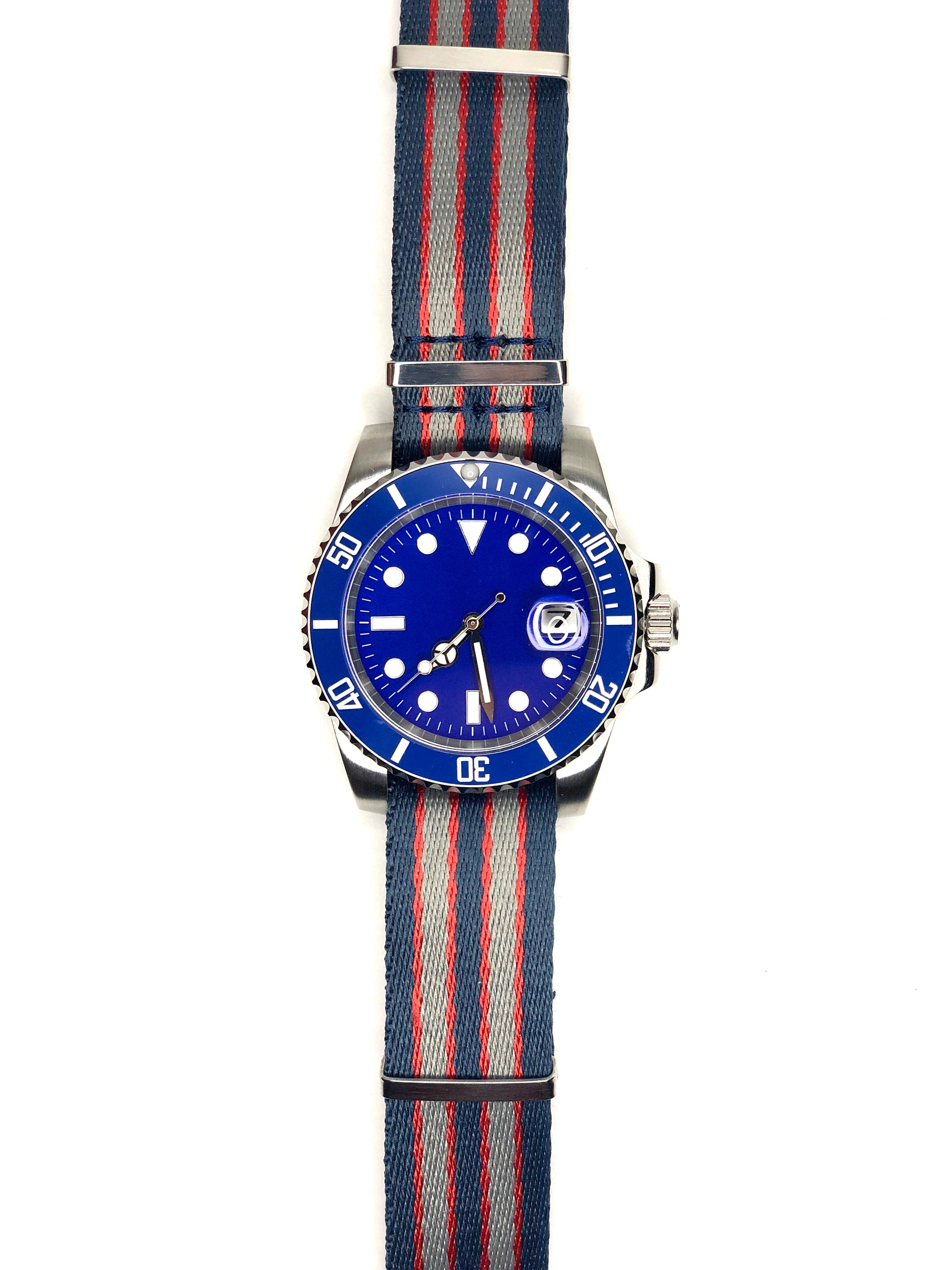 Atlantic - Submariner Homage Watch