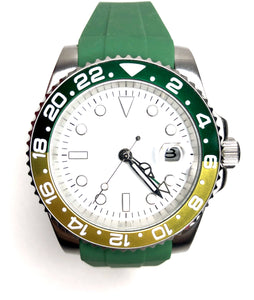 Jamaica - GMT Submariner Homage Watch