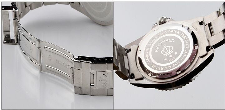 Reginald - Submariner Homage Watch