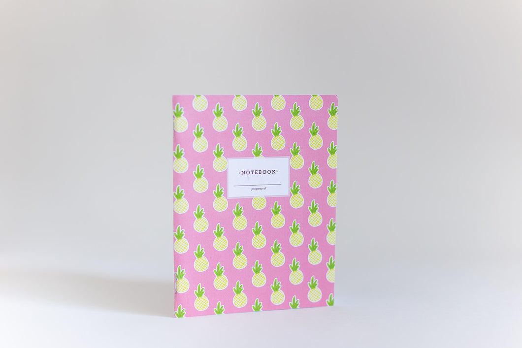 Pocket Notebook | Pineapple