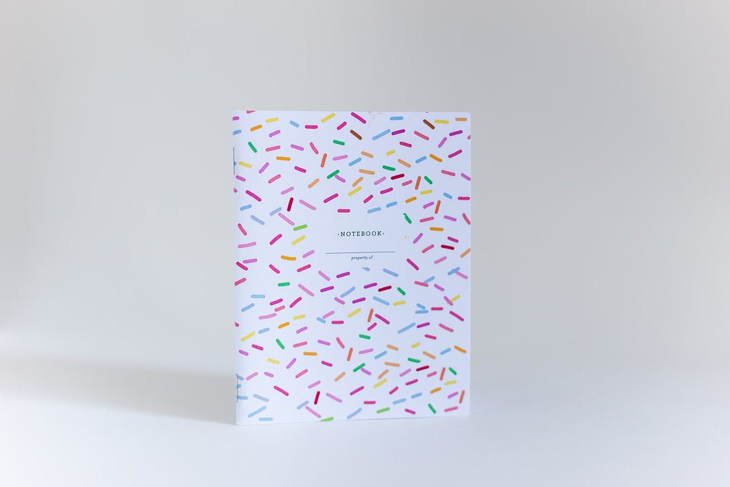 Pocket Notebook | Sprinkles
