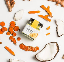 Load image into Gallery viewer, Turmeric + Coconut Calming Face Mask