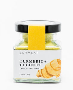 Turmeric + Coconut Calming Face Mask