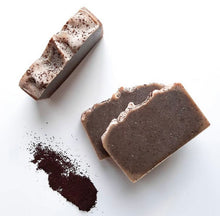 Load image into Gallery viewer, Handcrafted Soap Bar | Coffee Scrub