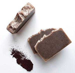 Handcrafted Soap Bar | Coffee Scrub