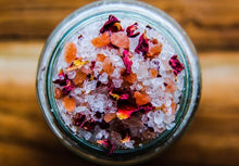 Load image into Gallery viewer, Artisan Bath Salts | Refresh (Pink Grapefruit)