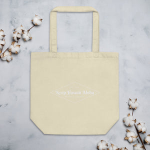 Eco Tote Bag Keep Hawaii Aloha