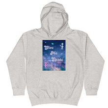 Load image into Gallery viewer, Kids Hoodie  Give me space 宇宙 ユニセックスパーカー