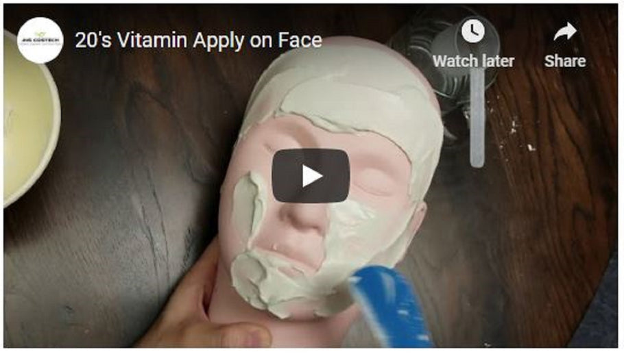 20's Natural Peel-Off Modeling Mask