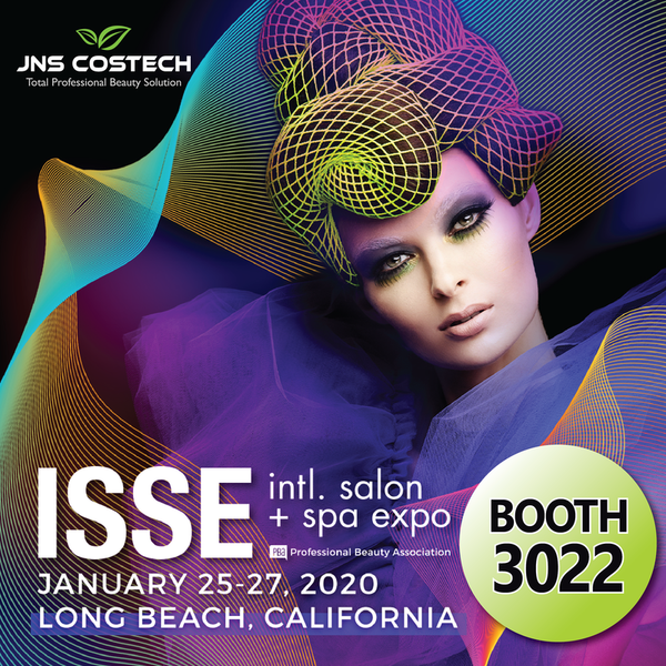 ISSE Intl. Salong + Spa Expo 1/25~27 Booth 3022