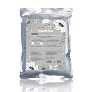 Eclat 20's Modeling Peel off Facial Mask Powder- Charcoal