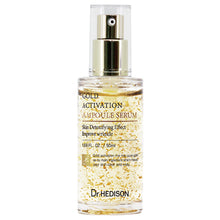 Load image into Gallery viewer, DR Hedison Gold Activation Ampoule Serum (50ml/ 250ml)