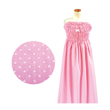 Load image into Gallery viewer, Spa Pink Gown Esthetics