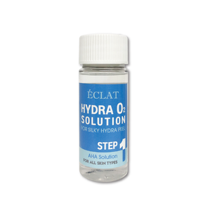 ÉCLAT Hydrafacial O2 Concentrated Solution for Silky Hydra Peel- AHA 60ml/EA