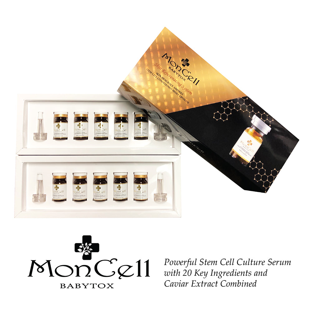 STEM CELL MGF Moncell Anti Aging Serum 36.5%