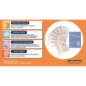 THERASKIN Acne Spot Treatment Pimple Patches (12mm/120pcs)