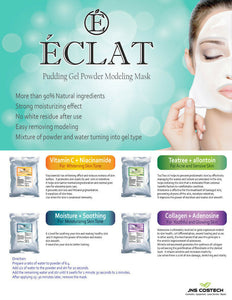 Eclat Pudding Modeling Peel off Moisture + Soothing