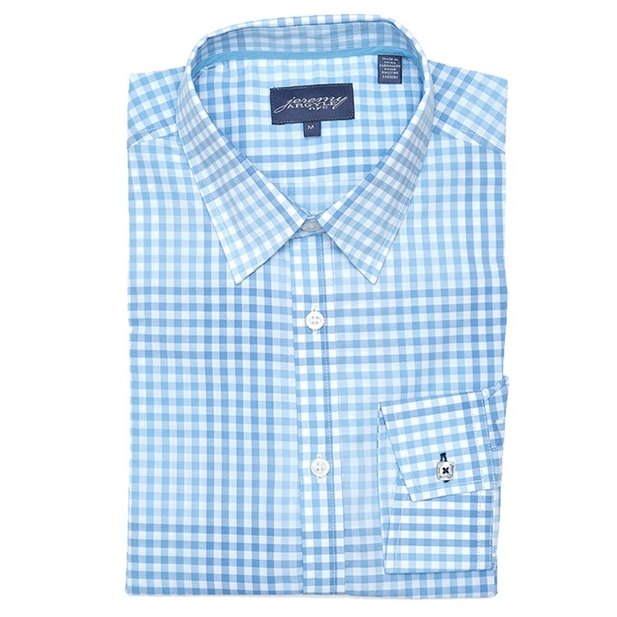 Westbury Gradient Blue Check