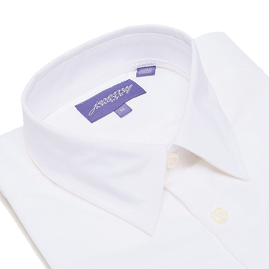 Essential White Linen Shirt