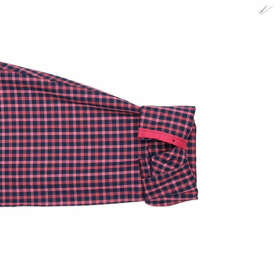 Gramercy Red and Blue Check